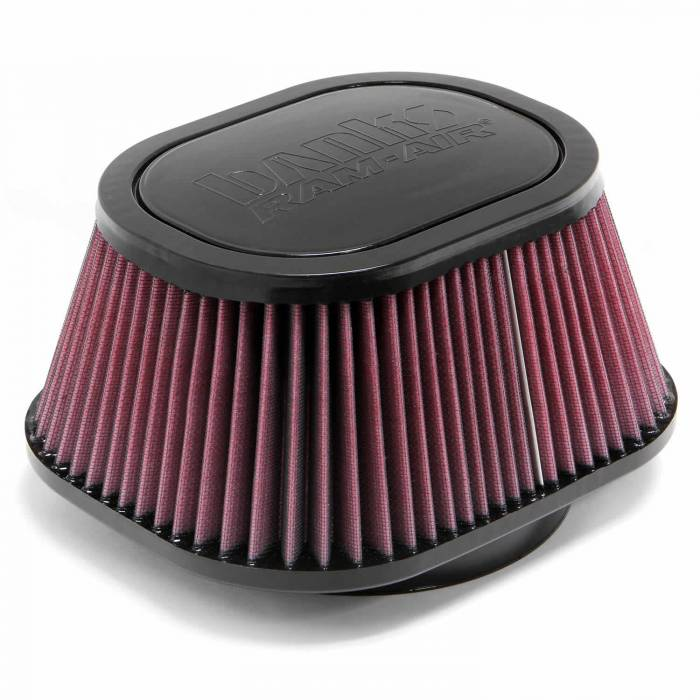 Banks Power - Banks Power Air Filter Element Oiled For Use W/Ram-Air Cold-Air Intake Systems 99-14 Chevy/GMC-Diesel/Gas Banks Power 42138