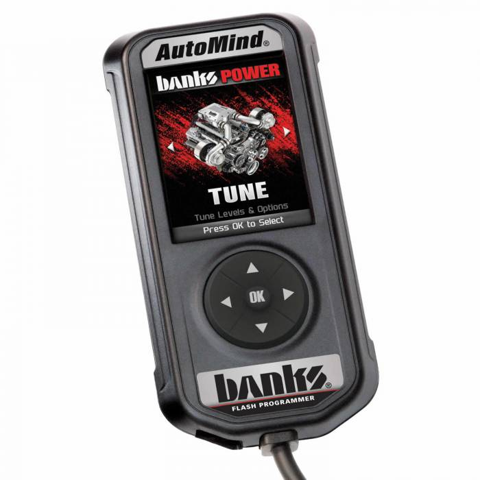 Banks Power - Banks Power AutoMind 2 Programmer Hand Held Ford Diesel/Gas (Except Motorhome) Banks Power 66410