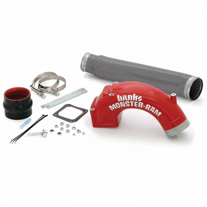 Banks Power - Banks Power Monster-Ram Intake Elbow W/Boost Tube 98-02 Dodge 5.9L Banks Power 42764