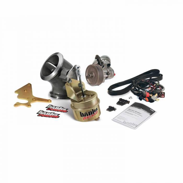 Banks Power - Banks Power Brake Exhaust Braking System 04.5-05 Dodge 5.9L Manual Banks Power 55227