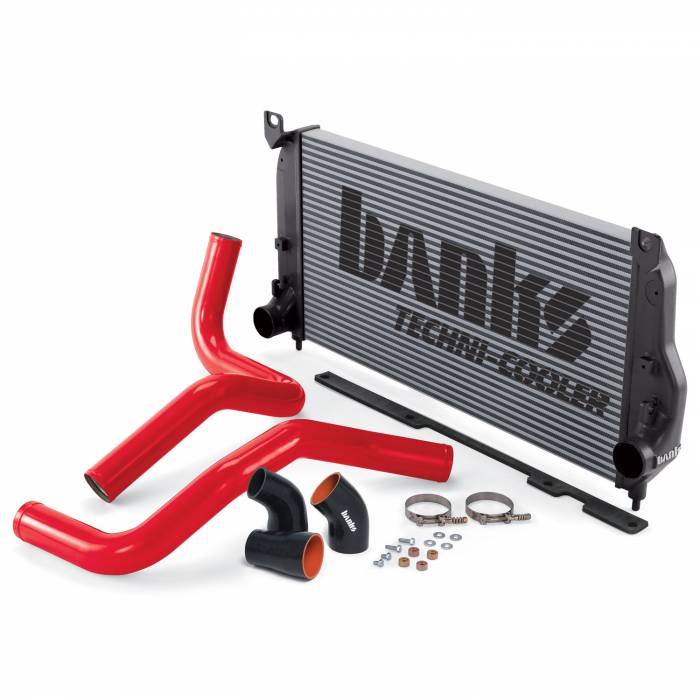 Banks Power - Banks Power Intercooler System 2001 Chevy/GMC 6.6 LB7 W/Boost Tubes Banks Power 25976