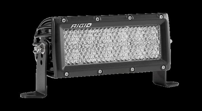 Rigid Industries - Rigid Industries 6 Inch Diffused Light E-Series Pro RIGID Industries 106513