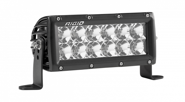 Rigid Industries - Rigid Industries 6 Inch Flood Light E-Series Pro RIGID Industries 106113