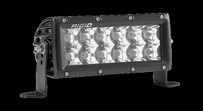 Rigid Industries - Rigid Industries 6 Inch Spot Light E-Series Pro RIGID Industries 106213