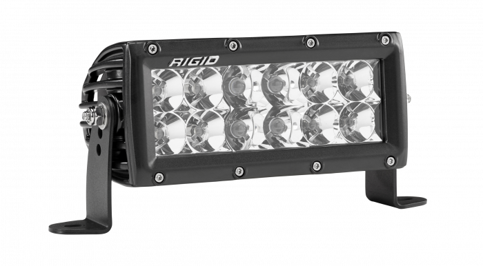 Rigid Industries - Rigid Industries 6 Inch Spot/Flood Combo Light E-Series Pro RIGID Industries 106313