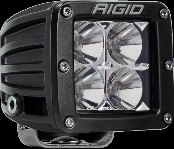 Rigid Industries - Rigid Industries Flood Surface Mount Black D-Series Pro RIGID Industries 201113