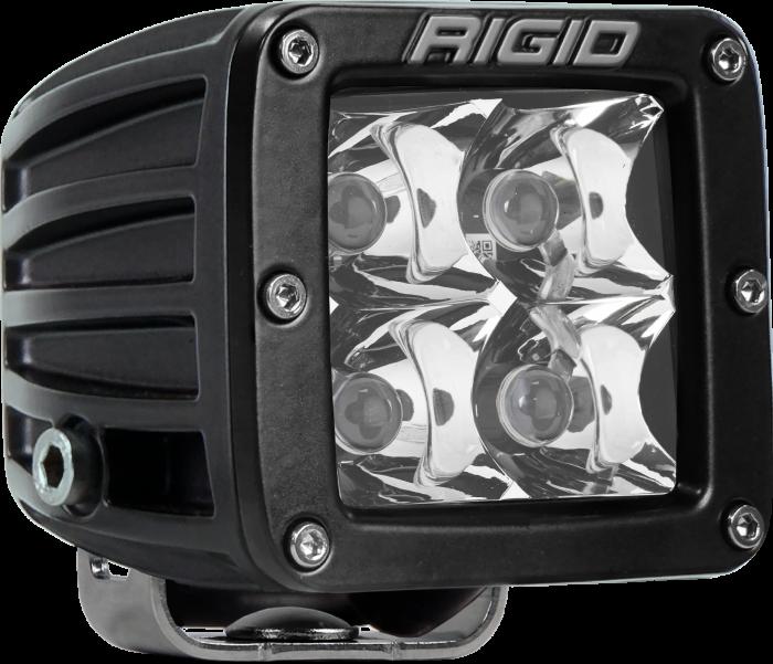 Rigid Industries - Rigid Industries Spot Surface Mount Black D-Series Pro RIGID Industries 201213