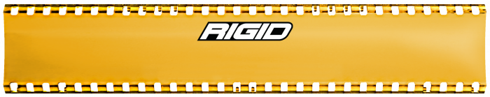 Rigid Industries - Rigid Industries 10 Inch Light Cover Amber SR-Series Pro RIGID Industries 105963