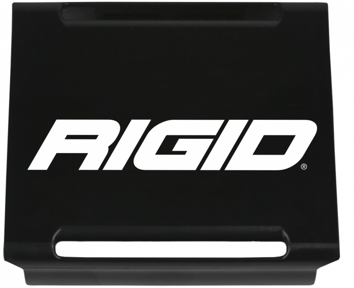 Rigid Industries - Rigid Industries 4 Inch Light Cover Black E-Series Pro RIGID Industries 104913
