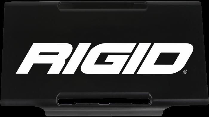 Rigid Industries - Rigid Industries 6 Inch Light Cover Black E-Series Pro RIGID Industries 106913