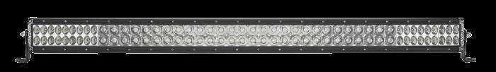 Rigid Industries - Rigid Industries 38 Inch Spot/Driving Combo Light Black Housing E-Series Pro RIGID Industries 137313