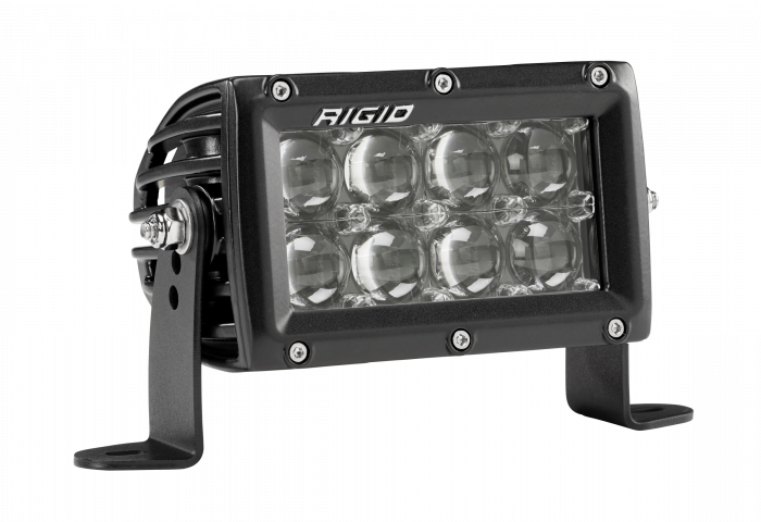 Rigid Industries - Rigid Industries 4 Inch Hyperspot Light Black Housing E-Series Pro RIGID Industries 173713