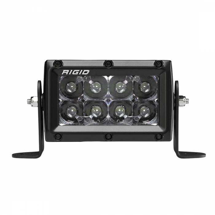 Rigid Industries - Rigid Industries 4 Inch Spot Midnight E-Series Pro RIGID Industries 104213BLK