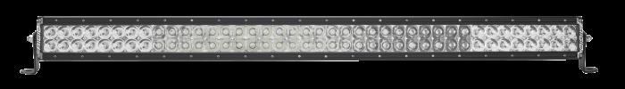 Rigid Industries - Rigid Industries 40 Inch Spot/Flood Combo Light Black Housing E-Series Pro RIGID Industries 140313