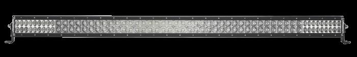 Rigid Industries - Rigid Industries 50 Inch Spot/Driving Combo Light Black Housing E-Series Pro RIGID Industries 152313