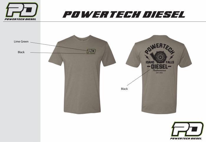 PowerTech Diesel - PowerTech Diesel OG T shirt