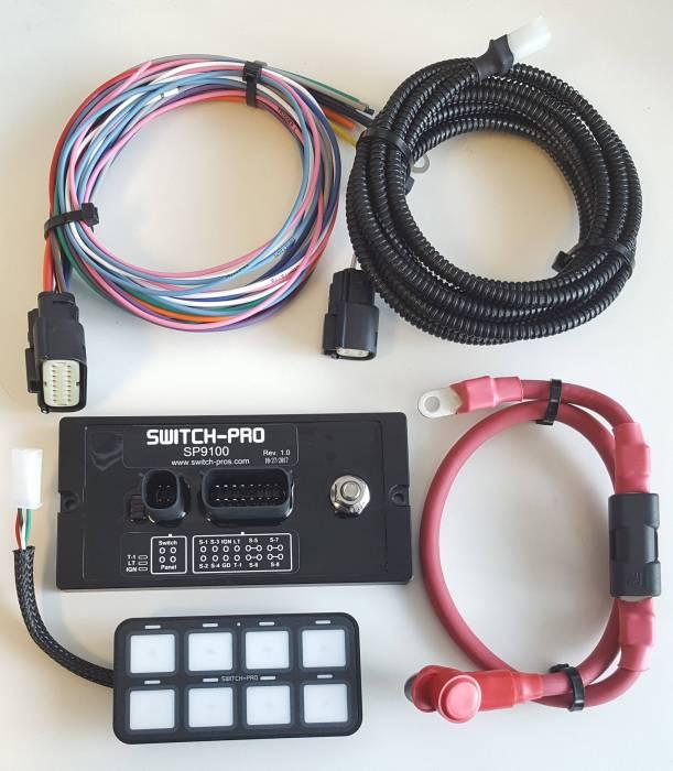 Switch Pro - SWITCH PROS SP-9100