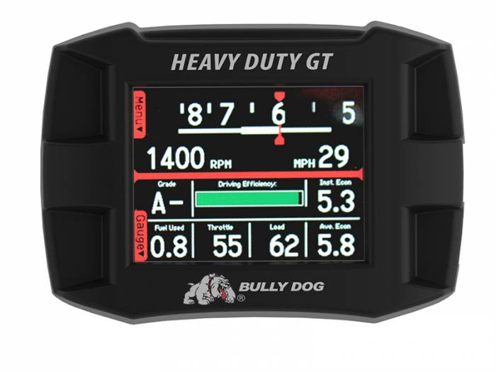 Bully Dog - Bully Dog Big Rig Heavy Duty Gauge Tuner