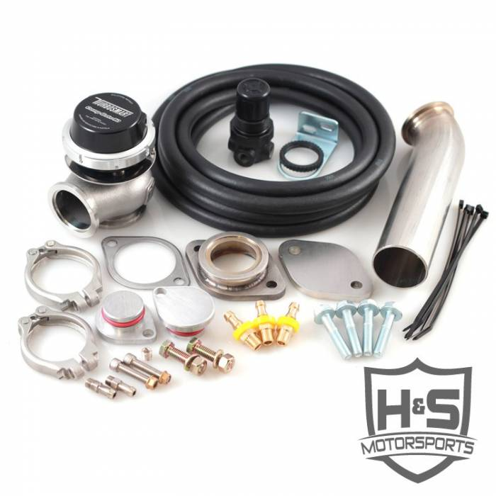 H&S Performance - H&S Wastegate Kit for 2008-10 Ford 6.4L Powerstroke