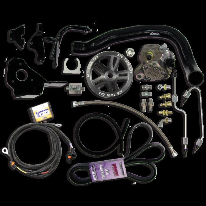 ATS Diesel - ATS Diesel 2007.5-2009 Cummins 6.7L Twin Fueler Injection Pump Kit | 7019002326