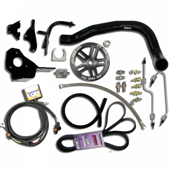 ATS Diesel - ATS Diesel 2007.5-2009 Cummins 6.7L Twin Fueler Injection Pump Kit Without CP3 | 7018002326