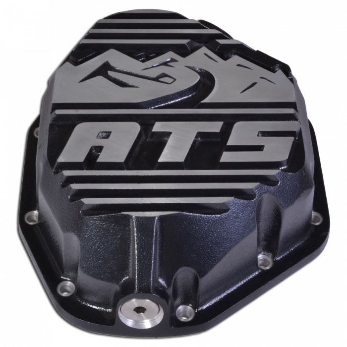 ATS Diesel - ATS Diesel 1986-2007 Powerstroke Rear Differential Cover | 4029003068