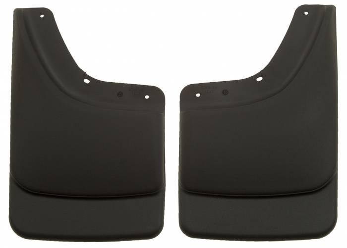Husky Liners - Husky Liners 2003-2009 Ram Without Flares Rear Molded Mud Flaps