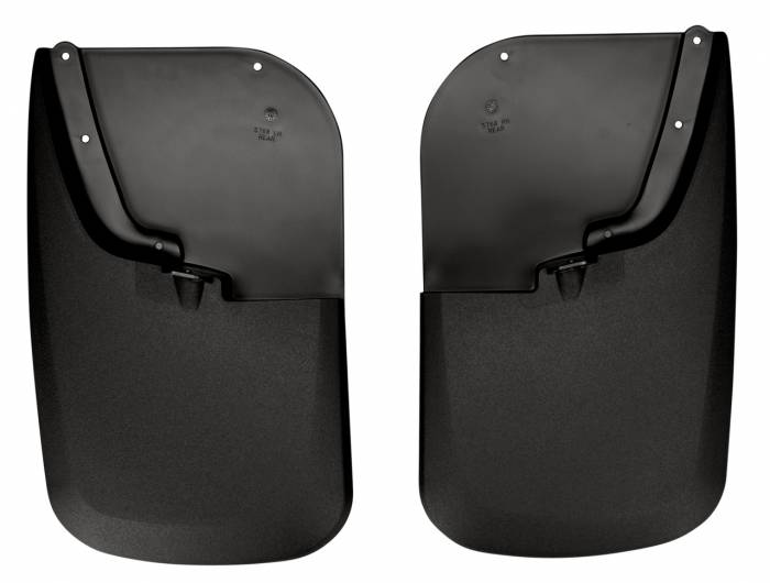 Husky Liners - Husky Liners 1994-2002 Ram Front|Rear Molded Mud Flaps