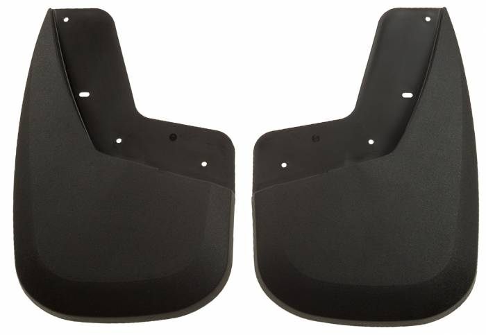 Husky Liners - Husky Liners 2007-2014 Sierra Front Molded Mud Flaps