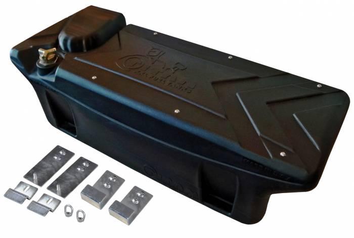 Titan Fuel Tanks - Titan Fuel Tanks 60 Gallon In Bed Diesel Transfer Tank