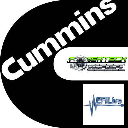 PowerTech Diesel - 10-18 CUMMINS EFI Live Custom Tune