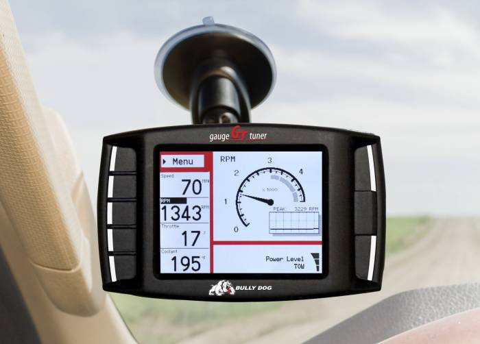 Bully Dog - 40420  GT diesel, vehicle tuner and multi-gauge vehicle monitor