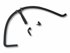 Cooling System - Cooling System Parts - Fleece Performance - Fleece Performance 4th Gen Cummins Coolant Riser Delete Kit 2013-2018 Aftermarket Coolant Tank Fleece Performance FPE-34576