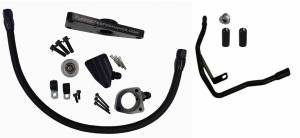 Cooling System - Cooling System Parts - Fleece Performance - Fleece Performance Cummins Coolant Bypass Kit 2006-2007 Auto Trans Fleece Performance FPE-CLNTBYPS-CUMMINS-0607
