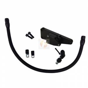 Fleece Performance - Fleece Performance 12V Coolant Bypass Kit 1994-1998 Fleece Performance FPE-CLNTBYPS-CUMMINS-12V