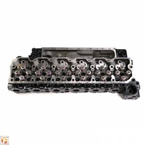 1998.5-2002 Dodge 5.9L 24V Cummins - Engine Components - Fleece Performance - Fleece Performance 5.9 VP 98-02 Remanufactured Cummins Cylinder Head (Street) Fleece Performance FPE-61-10009