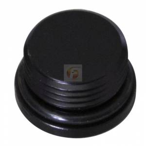 Shop By Part - Fittings & Hardware - Fleece Performance - Fleece Performance 7/16 Inch-20 Hex Socket Plug with O-Ring Fleece Performance FPE-814-04SDBK