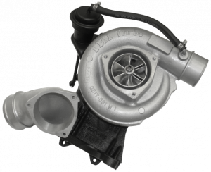 Turbo Chargers & Components - Turbo Chargers - Fleece Performance - Fleece Performance 63mm Billet LB7 Cheetah Turbocharger Fleece Performance FPE-LB7-63