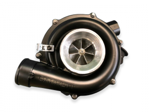 Turbo Chargers & Components - Turbo Chargers - Fleece Performance - Fleece Performance 2004.5-2007 63mm FMW Ford 6.0L Cheetah Turbocharger Fleece Performance FPE-6.0STREET-0407