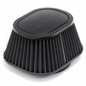 Air Intakes & Accessories - Air Intake Accessories - Banks Power - Banks Power Air Filter Element Dry For Use W/Ram-Air Cold-Air Intake Systems 99-14 Chevy/GMC - Diesel/Gas Banks Power 42138-D