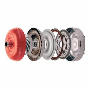 Automatic Trans/Parts - Automatic Trans Hard Parts - Banks Power - Banks Power Billet Torque Converter W/RaceLock Technology 03-07 Ford 6.0L and 05-10 6.8L Truck/SUV/Motorhome W/5R110 Transmission Banks Power 72522