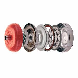 Automatic Trans/Parts - Automatic Trans Hard Parts - Banks Power - Banks Power Billet Torque Converter W/RaceLock Technology 95-03 Ford 7.3L Power Stroke 6-Studs or 92-05 7.5/6.8L Truck/SUV/Motorhome W/E4OD Transmission Banks Power 72521