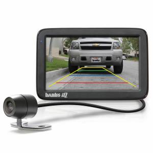 Banks Power - Banks Power Back-up Camera For use W/Banks iQ/iDash W/AV In Port (Sold Separately) Banks Power 61185 - Image 2