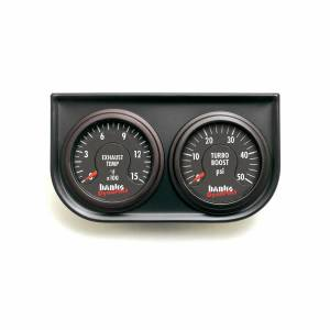 Gauges & Pods - Gauges - Banks Power - Banks Power DynaFact Electronic Gauge Assembly 01-07 Chevy 03-07 Dodge 03-07 Ford Banks Power 64507