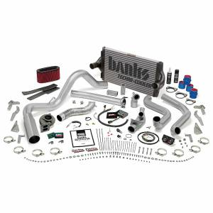 1996-1997 Ford 7.3L Powerstroke - Performance Bundles - Banks Power - Banks Power PowerPack Bundle Complete Power System W/OttoMind Engine Calibration Module Chrome Tip 95.5-97 Ford 7.3L Automatic Transmission Banks Power 48561