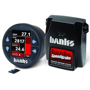 Shop By Part - Engine Components - Banks Power - Banks Power SpeedBrake W/iDash 1.8 DataMonster 08-10 Ford 6.4L Banks Power 61464