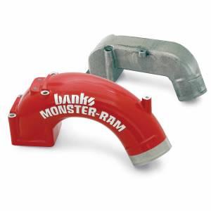 Banks Power - Banks Power Monster-Ram Intake Elbow W/Boost Tube 98-02 Dodge 5.9L Banks Power 42764 - Image 2