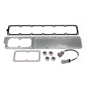 2007.5-2019 Dodge 6.7L 24V Cummins - Engine Components - Banks Power - Banks Power Billet Heater Delete Kit 13-18 Ram 6.7L 2500/3500 Banks Power 42714