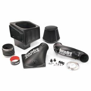 Air Intakes & Accessories - Air Intake Kits - Banks Power - Banks Power Ram-Air Cold-Air Intake System Dry Filter 07-09 Dodge 6.7L Banks Power 42175-D