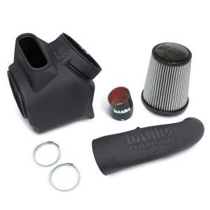 Air Intakes & Accessories - Air Intake Kits - Banks Power - Banks Power Ram-Air Cold-Air Intake System, Dry Filter for use with 2017-Present Chevy/GMC 2500 L5P 6.6L Banks Power 42249-D